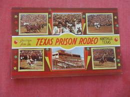 Texas  Prison Rodeo  Huntsville Texas  > --ref 2892 - Gevangenis
