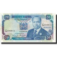 Billet, Kenya, 20 Shillings, 1988, 1988-12-12, KM:25a, TTB+ - Kenya