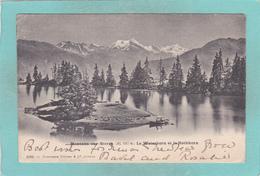 Small Post Card Of Montana Sur Sierre,Valais, Switzerland.,Q91. - VS Valais