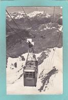Small Post Card Of Teleferique Du Mont Gele,Verbier, Valais, Switzerland ,Q91. - VS Valais