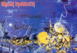 Lot De 30 Cartes - Iron Maiden - Clairvoyant, Madness, Piece Of Mind, JapanPhantom Opéra, Trooper, Seventh Tour, Strange - Music And Musicians