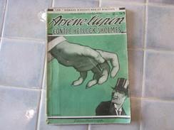 Arsene Lupin Contre Herlock Sholmes - Libri, Riviste, Fumetti