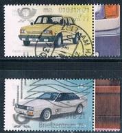 2018  Klassische Automobile  (Satz) - [7] République Fédérale