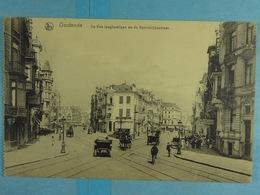 Oostende De Van Iseghemlaan En De Koninklijkstraat - Oostende