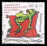 2018  Wohlfahrtsmarke - Used Stamps