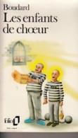 Alphonse Boudard -Les Enfants De Choeur - Bücher, Zeitschriften, Comics