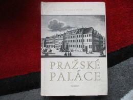 Prazské Palace (Emanuel Poche / Pavel Preiss) éditions De 1977 - Livres, BD, Revues