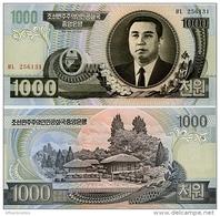 NORTH KOREA       1000 Won      P-45b    J. 95 / 2006   UNC - Corea Del Nord