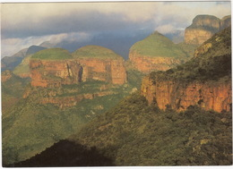 The Three Rondavels - Blyde River Canyon  - South Africa - Zuid-Afrika