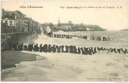 35 SAINT-MALO. Le Sillon - Saint Malo