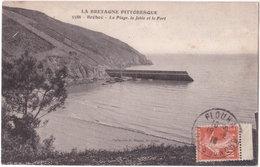 22. BREHEC. La Plage, La Jetée Et Le Port. 5586 - Other Municipalities