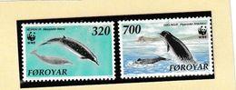 Iles Faroe. Baleines. WhalesDauphins. Dolphins - Delfine