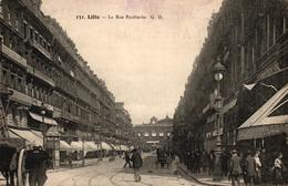 LILLE -59- LA RUE FAIDHERBE - Lille