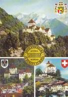 Liechtenstein - Vaduz - Dreilanderecke 1988 Nice Stamp - Liechtenstein