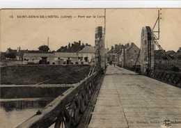St Saint Denis De L'hotel Pont Sur La Loire - Zonder Classificatie