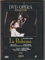DVD  Collection OPERA  La Bohème  De Puccini Etat: TTB Port 130 Gr - Concert & Music