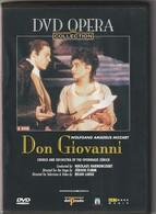 DVD  Collection OPERA  Don Giovanni  Mozart  Etat: TTB Port 130 Gr - Concert Et Musique