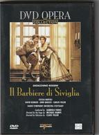 DVD  Collection OPERA  Il Barbiere Di Siviglia De Rossini   Etat: TTB Port 130 Gr - Concert Et Musique