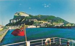 Gibraltar - Seen From The Bay - Gibilterra