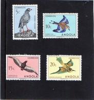 B - 1951 Angola - Uccelli (linguellati) - Angola