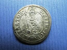 BAMBERG Bistum 4 Kreuzer (Batzen) 1696 Lothar Franz Von Schönborn (1693-1729) - [ 1] …-1871: Altdeutschland