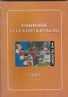 Danish Phonecard Catalogue 1997   2 Scans. - Phonecards