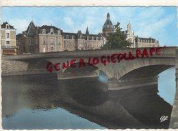 53- CHATEAU GONTIER - LE PONT SUR LA MAYENNE ET L' HOPITAL - Chateau Gontier
