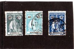 B - 1922/23 Angola - Ceres - Angola