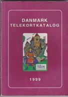 Danish Phonecard Catalogue 1999   2 Scans. - Phonecards