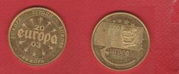 Médaille / Europa / Slovaquie / 2003 - Jetons & Médailles