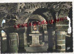 53- CHATEAU GONTIER - L' EGLISE SAINT JEAN XIE S. LA CRYPTE - Chateau Gontier