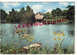 53- CHATEAU GONTIER - LE CHATEAU DE MIRWAULT ET LA MAYENNE - Chateau Gontier