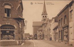 Sint St. Amands Aan De Schelde Kerkstraat (In Zeer Goede Staat) - Puurs