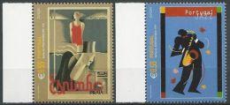 PORTUGAL 2003 Mi-Nr. 2677/78 ** MNH - CEPT - Europa-CEPT