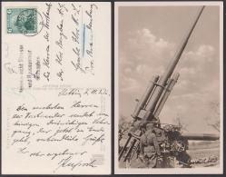 """Wehrmachtsfoto """"Unsere Luftwaffe""""  Flak MWSt. Stettin 1936 - Ausrüstung"""