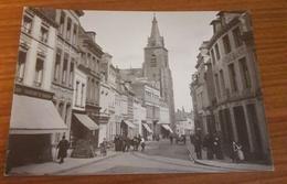 Mons église Saint Nicolas Vue De La Rue Du Hautbois Re édition Jottrand - Mons