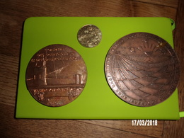 Médailles Salins Du Midi Aigues Mortes - Obj. 'Remember Of'