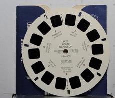 VIEW MASTER    1473  ROUTE NAPOLÉON - Stereoscoopen