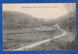 LANDIVISIAU Route De Loc Mélard Vallée De L Elorn 1918 ( TTB état) Y +2096 ) - Landivisiau