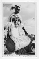 East African  - Karamajong Drummer - Pegas Studio - Kenya