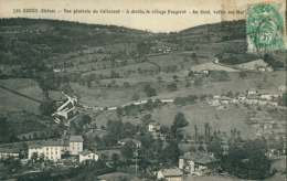69 COURS / Vue Générale Du Valissant / - France