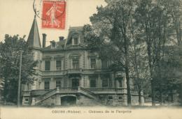 69 COURS / Château De La Fargette / - France