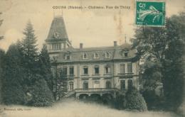 69 COURS / CVhâteau Rue De Thizy  / - France