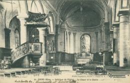 69 COURS /Intérieur De L'Eglise / - France