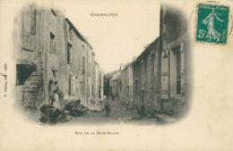 70 CHAMPLITTE AUMONIERES / Rue De La Haie Haute / - France
