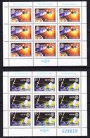Europa Cept 1991 Yugoslavia 2v 2 Sheetlets ** Mnh (37980) - Europa-CEPT