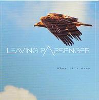 LEAVING PASSENGER - When It's Done - CD - ROCK METAL ALTERNATIF - Hard Rock & Metal
