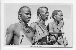 East African Types - Masai - Pegas Studio - Kenya