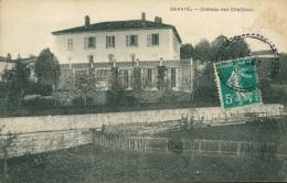 71 DAVAYE / Château Des Chailloux / - Other Municipalities