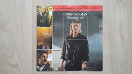 """Auch Für Götz George-Fans! - Chris Norman """"Midnight Lady"""" (Vinyl-Single) - Disco, Pop"""